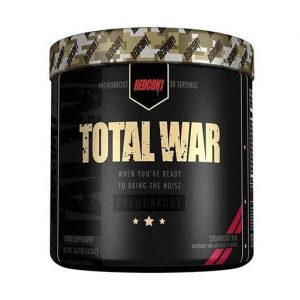Total War Pre Workout By Redcon1, Strawberry Kiwi, 30 Servings   Comprar Suplemento em Promoção Site Barato e Bom