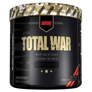 Total War Pre Workout By Redcon1, Fruit Punch, 30 Servings   Comprar Suplemento em Promoção Site Barato e Bom