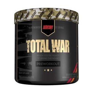 Total War Pre Workout By Redcon1, Strawberry Mango, 30 Servings   Comprar Suplemento em Promoção Site Barato e Bom