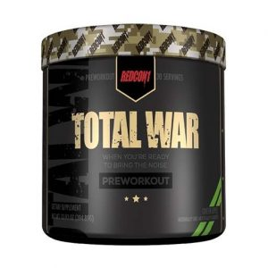 Total War Pre Workout By Redcon1, Green Apple, 30 Servings   Comprar Suplemento em Promoção Site Barato e Bom