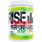 Rise Performance Execute Pre Workout, Sour Apple, 30 Servings   Comprar Suplemento em Promoção Site Barato e Bom