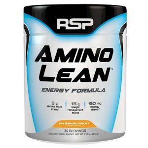 Aminolean By RSP Nutrition, Passion Fruit, 30 Servings   Comprar Suplemento em Promoção Site Barato e Bom