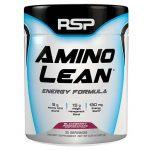 Aminolean By RSP Nutrition, Blackberry Pomegranate, 30 Servings   Comprar Suplemento em Promoção Site Barato e Bom