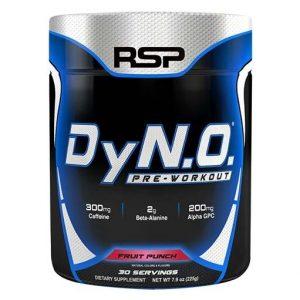 Dyno Pre Workout By RSP Nutrition, Fruit Punch, 30 Servings   Comprar Suplemento em Promoção Site Barato e Bom