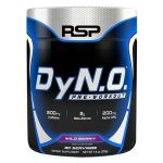 Dyno Pre Workout By RSP Nutrition, Wild Berry, 30 Servings   Comprar Suplemento em Promoção Site Barato e Bom