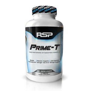 Prime T By RSP Nutrition, 120 Tabs   Comprar Suplemento em Promoção Site Barato e Bom