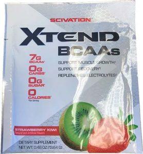 Xtend BCAA By Scivation, Strawberry Kiwi, Sample Packet   Comprar Suplemento em Promoção Site Barato e Bom