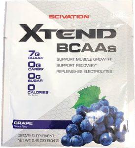 Xtend BCAA By Scivation, Grape, Sample Packet   Comprar Suplemento em Promoção Site Barato e Bom
