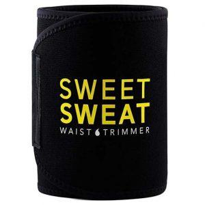 Sweet Sweat Waist Trimmer, Yellow, Medium   Comprar Suplemento em Promoção Site Barato e Bom