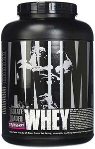 Animal Whey Protein, By Universal Nutrition, Vanilla, 5lb   Comprar Suplemento em Promoção Site Barato e Bom