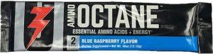 Amino Octane By Universal Nutrition, Blue Raspberry, Sample Packet   Comprar Suplemento em Promoção Site Barato e Bom