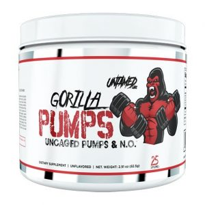 Gorilla Pumps by Untamed Labs, Unflavored, 25 Servings   Comprar Suplemento em Promoção Site Barato e Bom