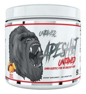 Ape Shit Pre Workout by Untamed Labs, Fruit Punch, 40 Servings   Comprar Suplemento em Promoção Site Barato e Bom