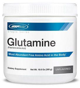 USP Labs Glutamine, 300 Grams   Comprar Suplemento em Promoção Site Barato e Bom