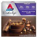 Atkins Endulge Peanut Butter Cups -- 5 Packs   Comprar Suplemento em Promoção Site Barato e Bom