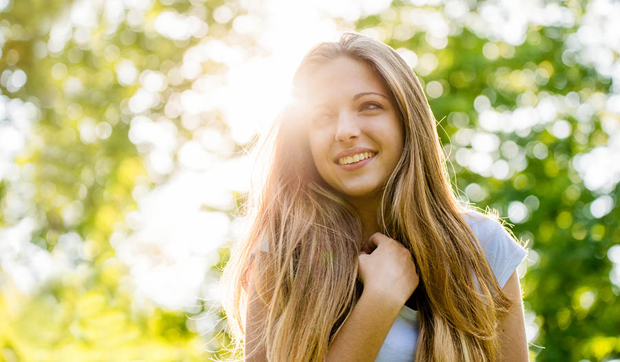 7 ätherische Öle fürs Haar