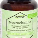 Vitacost Synergy Neurocholine with Cognizin® Citicoline -- 500 mg per serving - 60 Capsules   Comprar Suplemento em Promoção Site Barato e Bom