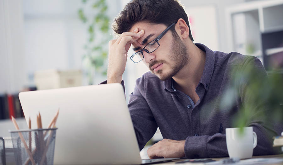 Beruhigender Balsam gegen Kopfschmerzen