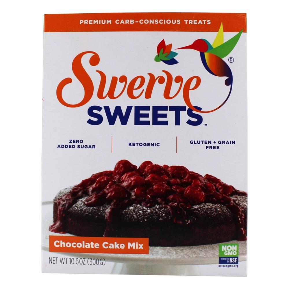 Cake Mix Chocolate   10.6 oz. by Swerve