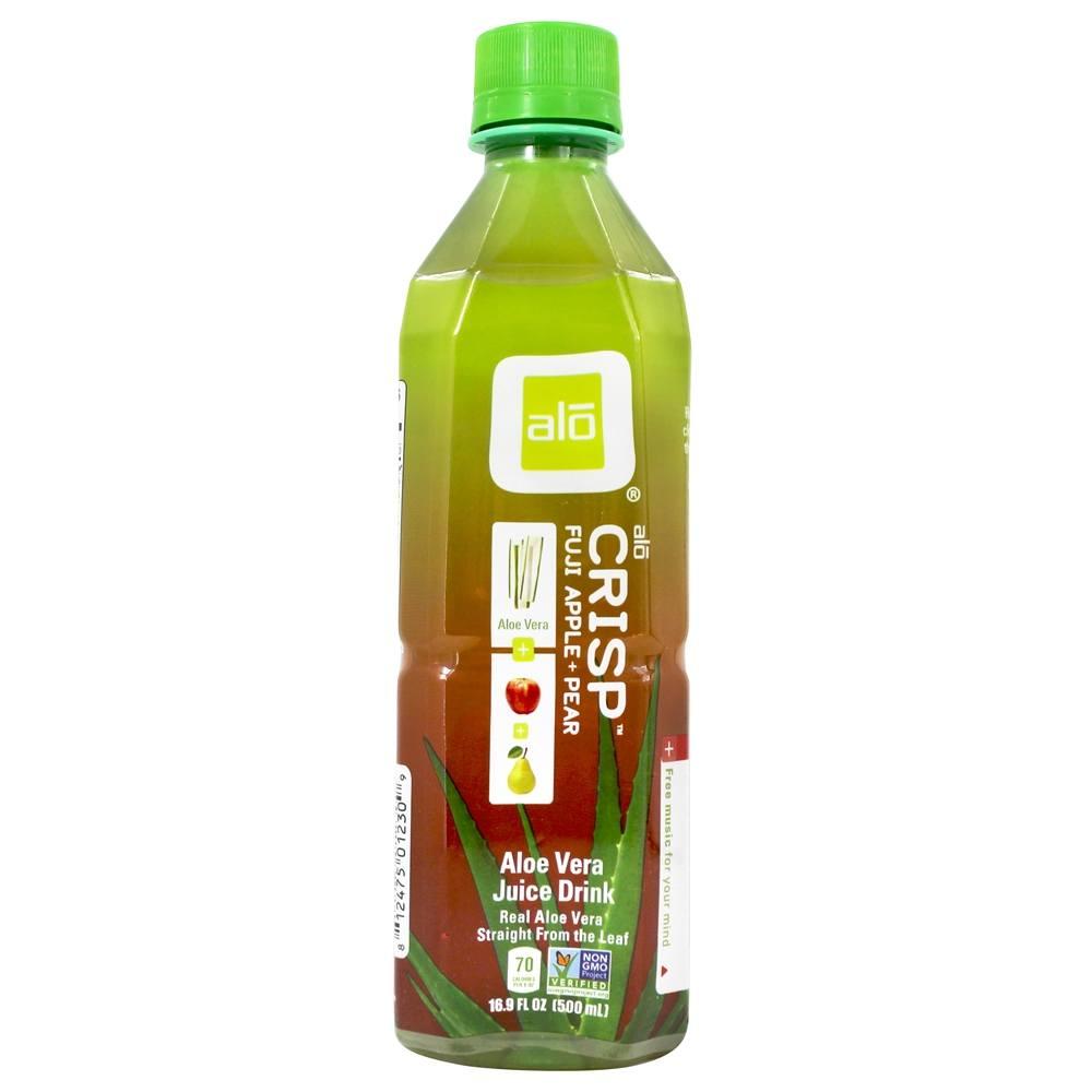 Original Crisp Aloe Drink Aloe Vera + Apple + Pear   16.9 fl. oz. by ALO