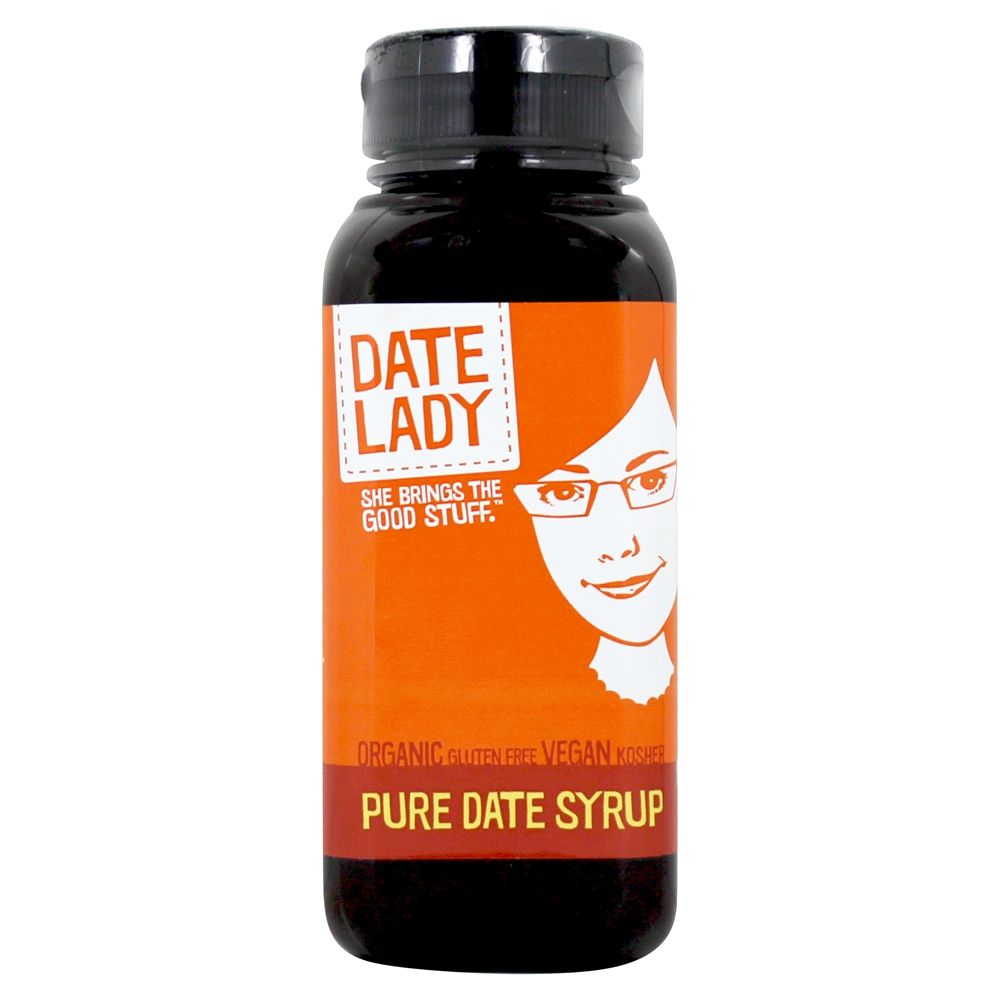 Pure Date Syrup   12 oz. by Date Lady