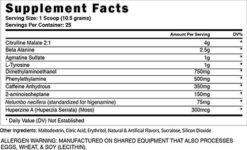 Dust X Pre Workout, By Blackstone Labs, Pineapple Mango, 25 Servings   Comprar Suplemento em Promoção Site Barato e Bom