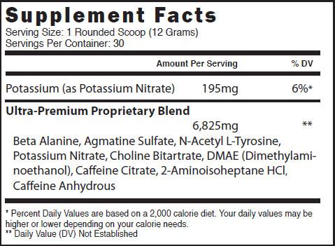 PWO Max By Prime Nutrition, Kiwi Strawberry, 30 Servings   Comprar Suplemento em Promoção Site Barato e Bom