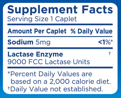 Lactaid Fast Act, 60 Caplets   Comprar Suplemento em Promoção Site Barato e Bom
