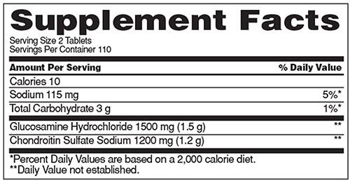 Kirkland Glucosamine Chondroitin, 220 Tabs   Comprar Suplemento em Promoção Site Barato e Bom
