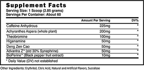 Viper X Fat Burner Powder By Blackstone Labs, Kiwi Strawberry, 60 Servings   Comprar Suplemento em Promoção Site Barato e Bom