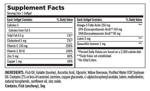 Ocusight Adult 50 By Kirkland, 300 Softgels   Comprar Suplemento em Promoção Site Barato e Bom