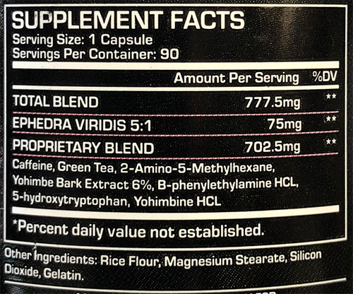 Black Viper Fat Burner By Dragon Pharma, 90 Caps   Comprar Suplemento em Promoção Site Barato e Bom