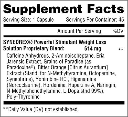 Synedrex By Metabolic Nutrition, Sample Packet   Comprar Suplemento em Promoção Site Barato e Bom