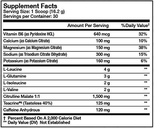 Hydra8 BCAA By Sparta Nutrition, Green Apple Candy, 30 Servings   Comprar Suplemento em Promoção Site Barato e Bom
