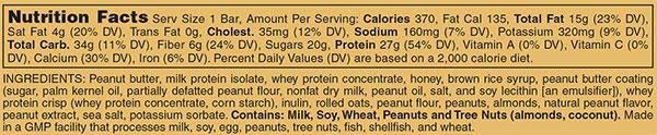 Animal Snak Bar By Universal Nutrition, Peanut Butter Chocolate Chips, 12/Box   Comprar Suplemento em Promoção Site Barato e Bom