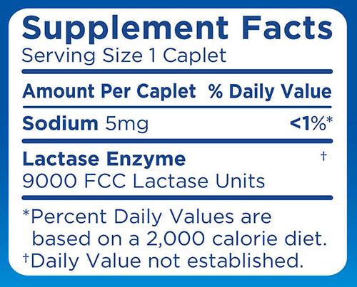 Lactaid Fast Act, 96 Caplets   Comprar Suplemento em Promoção Site Barato e Bom