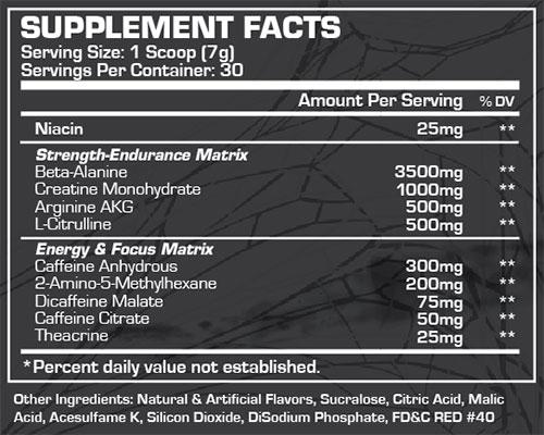 Venom Pre Workout By Dragon Pharma, Vanilla Cola, 30 Servings   Comprar Suplemento em Promoção Site Barato e Bom